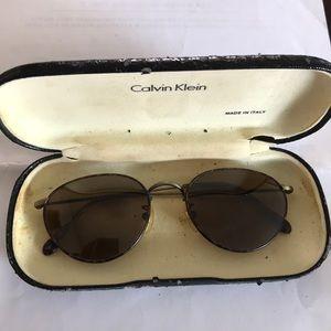 Authentic 90's Calvin Klein spectacle sunglasses